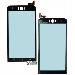 Тачскрин для Asus ZenFone Selfie (ZD551KL), черный