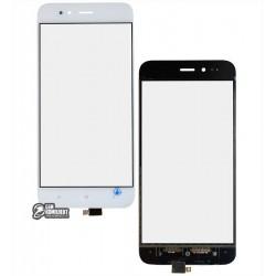 Тачскрин для Xiaomi Mi A1, Mi5X, белый