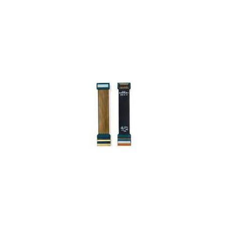 Шлейф для Samsung F278, межплатный, с компонентами