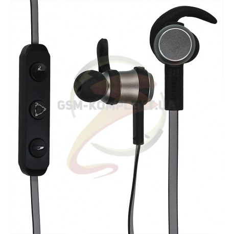 Bluetooth-гарнитура Baseus Encok Bluetooth Earphone S01 Silver+Black (NGS01-01)