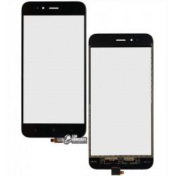 Тачскрин для Xiaomi Mi A1, Mi5X, черный