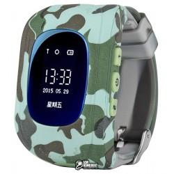 Детские часы Q50, с 0.96' OLED дисплеем и GPS трекером