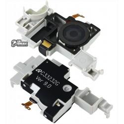Динамик + звонок для Samsung C3300, в рамке, с антенной