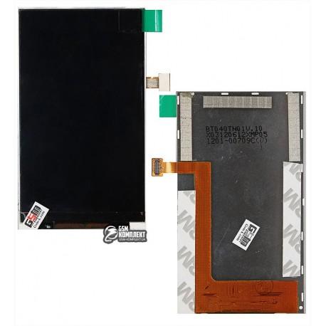 Дисплей для Lenovo A520, A700, P700i, S560, YT40F08J0-GR/BT040TN01V.10/YC4008J0-C-F F2