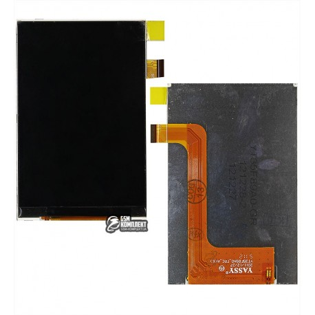 Дисплей для Lenovo A66, 25 pin, 84*54, YT35F89A0_FPC_A(E)