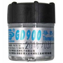 Термопаста GD900 (серая) 4.8w/m-k 20гр