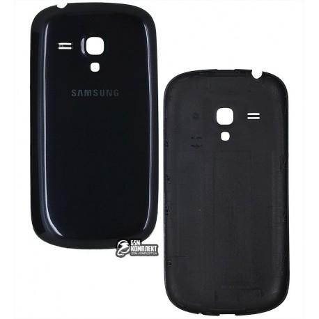 Задняя крышка батареи для Samsung I8190 Galaxy S3 mini, синяя
