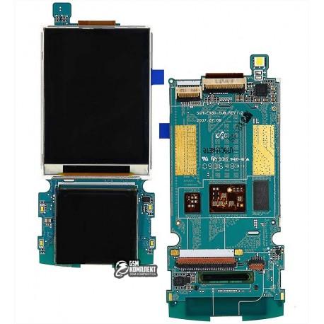 Дисплей для Samsung E950, полная сборка