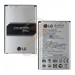 Аккумулятор BL-45F1F для LG K7 (2017) X230, K8 (2017) M200N, K8 (2017) US215, K8 (2017) X240 Dual Sim, Li-ion, 3,85 B, 2500 мАч