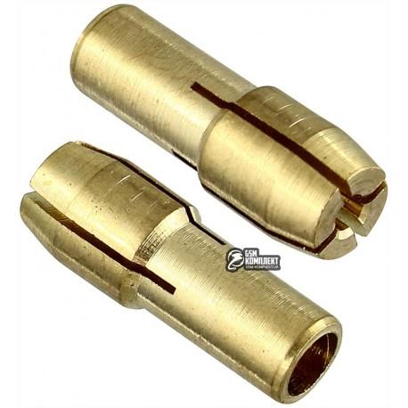 Цанга 3 мм, хвостовик 4.8 мм, золото