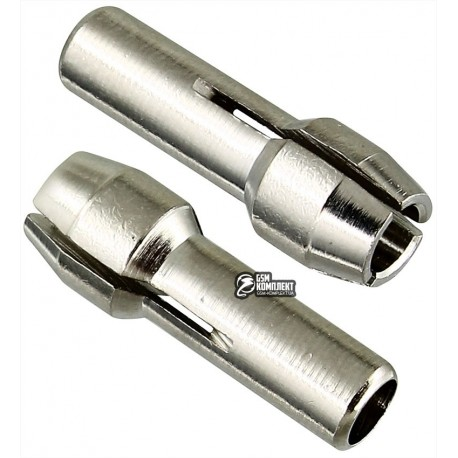 Цанга 1 мм, хвостовик 4.2 мм, сталь