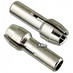 Цанга 1.5 мм, хвостовик 4.2 мм, сталь