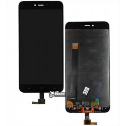 Дисплей для Xiaomi Redmi Note 5A, черный, с сенсорным экраном, Original (PRC), 2/16 gb