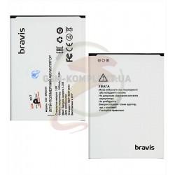 Аккумулятор на Bravis Bright, оригинал, (Li-ion 3.7V 2000mAh)