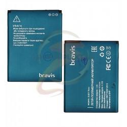 Аккумулятор на Bravis Neo A401, оригинал,(Li-ion 3.7V 1650mAh)