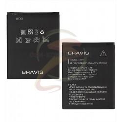 Аккумулятор на Bravis Light, оригинал, (Li-ion 3.7V 1400mAh)