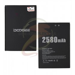 Аккумулятор для Doogee X20, (Li-ion 3.7V 2580mAh)