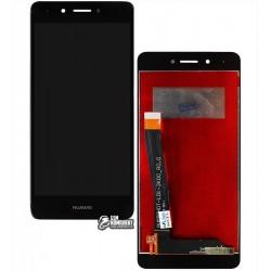 Дисплей для Huawei Enjoy 6s, Honor 6C, Nova Smart, черный, с сенсорным экраном (дисплейный модуль), original (PRC)