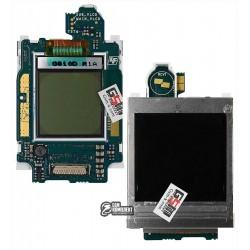 Дисплей для Sony Ericsson Z300, полная сборка
