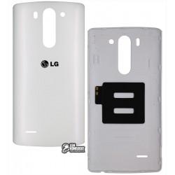 Задняя крышка батареи для LG G3s D722, G3s D724, белая