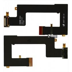 Шлейф для China-Nokia N95, межплатный, с компонентами, (HS998 ZZ)