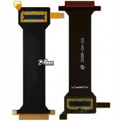 Шлейф для China-Nokia N95, межплатный, с компонентами, (cect960)