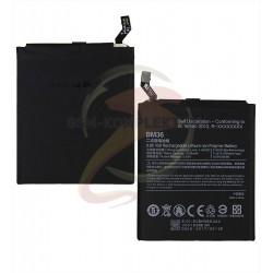 Аккумулятор BM36 для Xiaomi Mi5s, Li-Polymer, 3,85 B, 3100 мАч