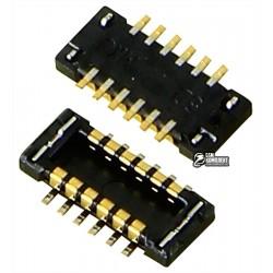 Коннектор сенсора для iPhone 4 (на плату)