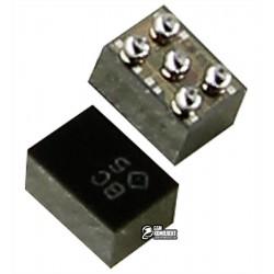 Микросхема-стабилизатор питания LM3677TLX-1.82/4348537 5pin для Nokia 3500