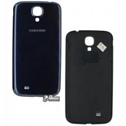Задня кришка батареї для Samsung I9500 Galaxy S4, I9505 Galaxy S4, синя