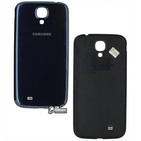 Задняя крышка батареи для Samsung I9500 Galaxy S4, I9505 Galaxy S4, синяя