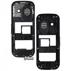 Задняя панель корпуса для Fly MC165, черный (M032100115)