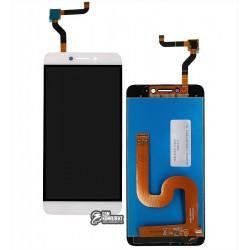 Дисплей для LeEco LeTV Cool1, белый, с сенсорным экраном (дисплейный модуль)