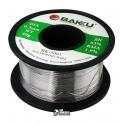 Припой BAKU BK-5003, Sn 63 , Pb 35,1 , flux 1,9 , 0,3 мм, 50 г