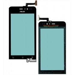 """Тачскрин для Asus ZenFone 4 (A450CG), черный, 4,5"""""""