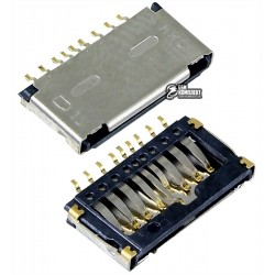 Коннектор карты памяти, тип 2