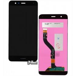 Дисплей для Huawei P10 Lite, черный, с сенсорным экраном (дисплейный модуль), original (PRC)