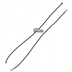 Шлейф для HTC Desire 820, коаксиальный RF кабель, 102 mm