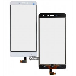 Тачскрин для Xiaomi Redmi Note 4, белый