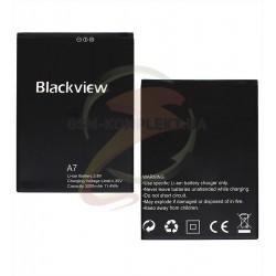 Аккумулятор для Blackview A7 (3000 мАч)