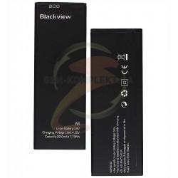 Аккумулятор для Blackview A8, (2050 мАч)