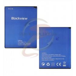 Аккумулятор для Blackview A6 Ultra, Li-ion, 3,8 В, 2200 мАч