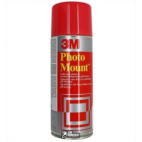 Клей-спрей 3m Photo Mount 400мл