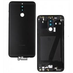 Задняя панель корпуса для Huawei Mate 10 Lite, черная, original (PRC)