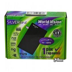 ТВ приставка T2, World Vision T129