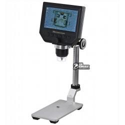 "Микроскоп цифровой G600+ с монитором 4,3"" на штативе"