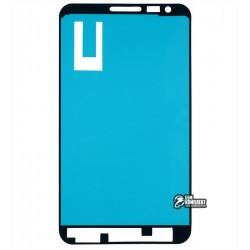 Стікер тачскріну панелі (двосторонній скотч) для Samsung I9220 Galaxy Note, N7000 Note