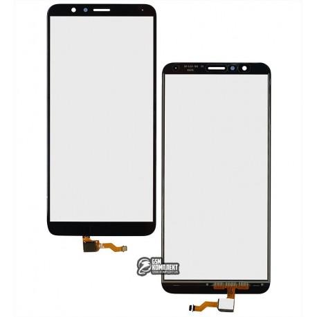 Тачскрин для Huawei Honor 7X, чорний