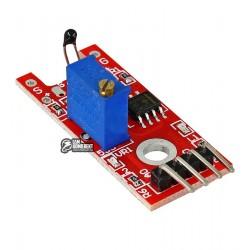 Модуль измерения температуры KY-028 для Arduino