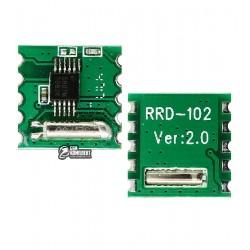 FM радиоприемник для Arduino на базе RDA5807M